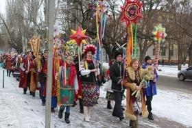 'Новий рік  2019' - Традиційний фестиваль 'Різдвяна коляда'