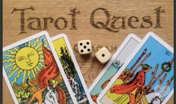 Обучение - Трансформационная игра 'Таро-квест'