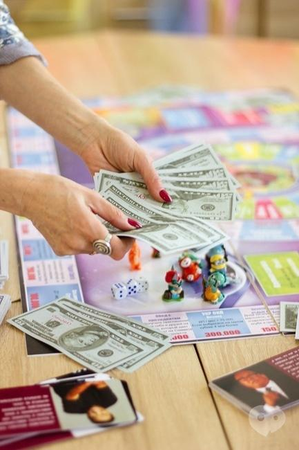 Навчання - Фінансова гра 'Cash flow'