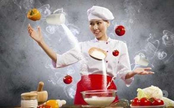 Для детей - Химия на кухне в ОАЗИСе