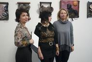 Фильм'Юбилейная выставка дизайнера-мастера Ирины Аксененко' - фото 4
