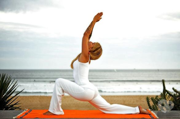 Спорт, отдых - Уникальный курс по танцевальной йоге