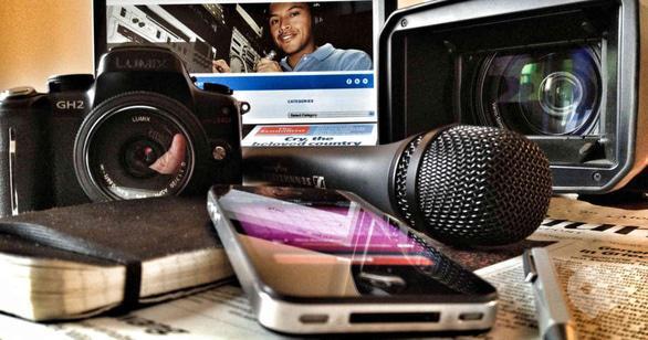 Обучение - Набор на курс журналистики 'Journalizm and media'