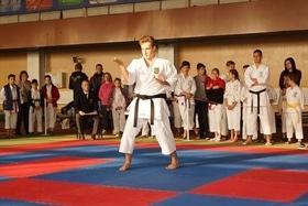 Афіша 'Відкритий чемпіонат Черкаської області з годзю-рю карате'