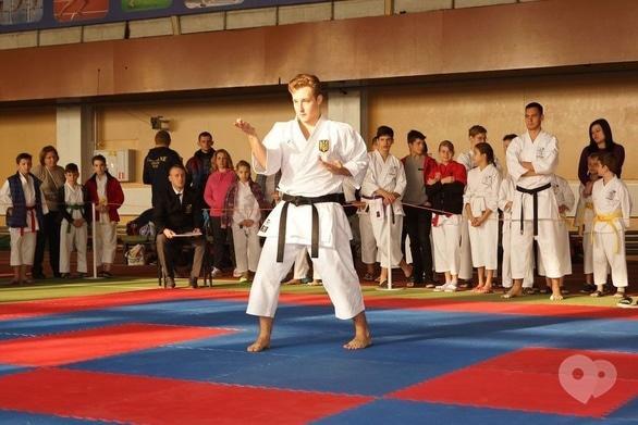Спорт, отдых - Открытый чемпионат Черкасской области по годзю-рю каратэ