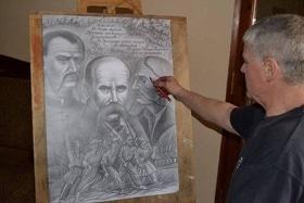 Выставка картин Василия Гелетка