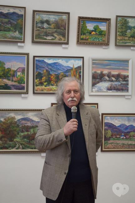 Выставка - Выставка живописи Ивана Физера 'Мои этюды'
