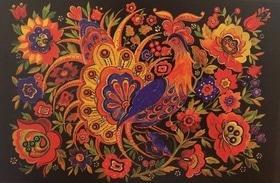 'Маевка' - Мастер-класс 'Рисование на стекле'