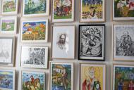 Фильм'XXVIІ областная выставка изобразительного искусства' - фото 3