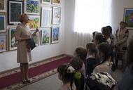 Фильм'XXVIІ областная выставка изобразительного искусства' - фото 4
