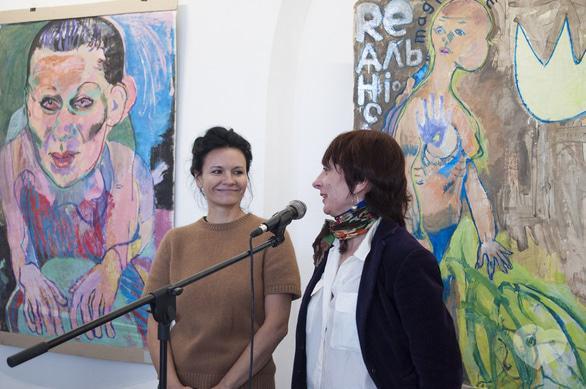 Выставка - Художественные проекты Яны Кононовой и Елены Клочко
