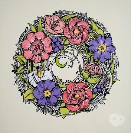 Обучение - Творческие художественно-поэтические встречи 'Фантастические цветы'