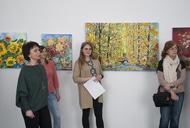 Фильм'Персональная выставка Ольги Плетинь' - фото 3