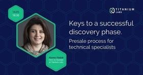"""Лекция """"Titanium talks: Keys to a successful discovery phase"""""""