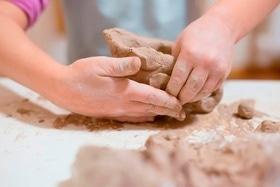 'Маевка' - Мастер-класс 'Изделия из глины'