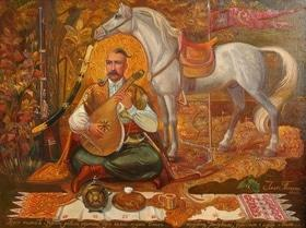 "Козацько-кобзарський фестиваль ""Дума про волю"""