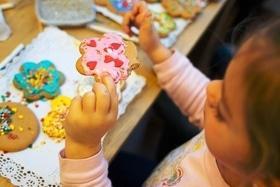 'Маевка' - Детский мастер-класс 'Печеньки'