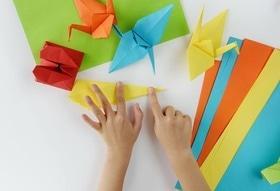 """Мастер-класс """"Искусство оригами"""""""
