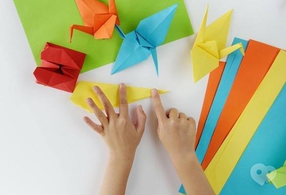 Обучение - Мастер-класс 'Искусство оригами'