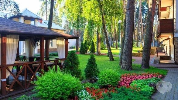 'Лето' - Летний отдых в отеле 'Украина'