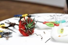 'Лето' - Мастер-класс по фитодизайну 'Сам себе дизайнер и флорист'