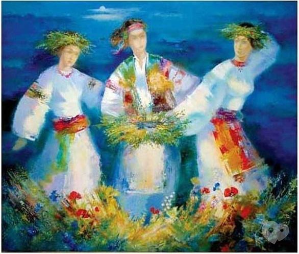 Обучение - Этнографическая экскурсия 'Женские образы в украинской мифологии'