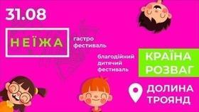 """Фестивали """"Страна развлечений"""" и """"НЕЇЖА"""""""