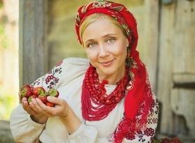 """Авторская интерактивная экскурсия """"Украинская красота в этностиле"""""""