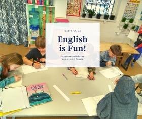 OASIS English is Fun