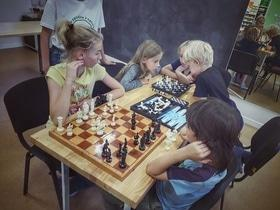 OASIS Chess Club