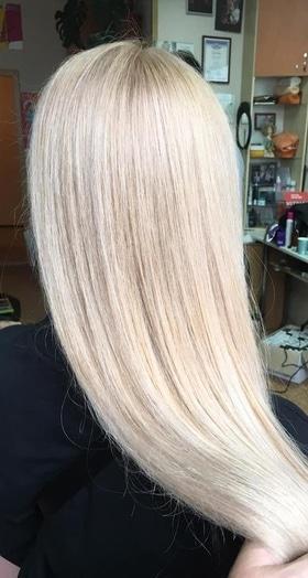 """Мастер-класс Светланы Липановой """"Идеальный блонд. Цветовые варианты"""""""