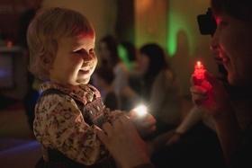 Концерт - Вторая музыкально-светловая прогулка с фонарями