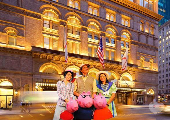 Театр - Вистава 'Цю свинку знають всі'