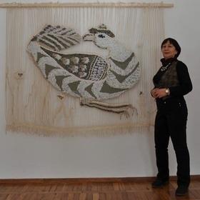 """Персональна виставка Тетяни Сосуліної """"Мій Дивосвіт"""""""