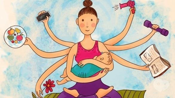 Навчання - Інтерактивне заняття' Тайм-менеджмент успішної мами'