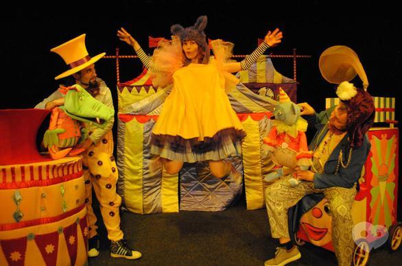 Театр - Вистава 'Куди подівся кролик'