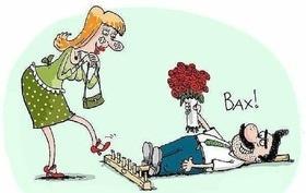 'День Св. Валентина' - Тренинг 'Грабли в отношениях или почему мы ходим по кругу '
