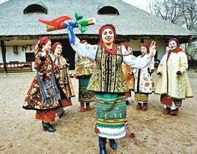 """Интерактивное представление """"Праздник Масленицы"""""""