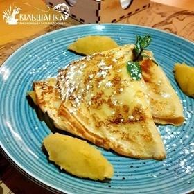 """Святкування Масляної в ресторані """"Вільшанка"""": млинці від 40 грн!"""