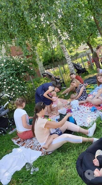 Навчання - Перша весняна слінгозустріч
