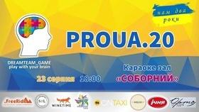 "Игра ""Proua.20"" от ""DreamTeam_Game"""