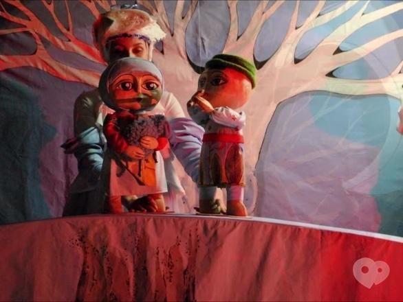Театр - Спектакль 'Соловей темной рощи'