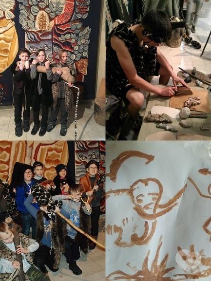 Навчання - Новорічні розваги на Межиріцькій стоянці