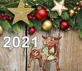 'Новий рік  2021' - Новорічна ніч у ресторані 'ВиЛена'