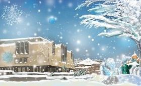 """Афиша 'Онлайн выставка """"Новый год в воспоминаниях наших предков""""'"""