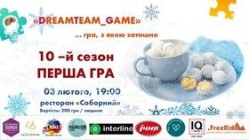 "Игра ""GAME №1"" от ""DreamTeam_Game"""