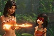 Фильм'Аинбо: дух Амазонки' - кадр 1