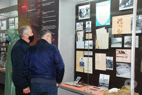 Выставка - Выставка 'Они первыми спасали мир'
