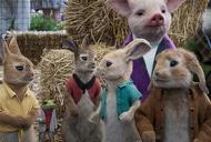 Фильм'Кролик Петрик: Побег в город' - кадр 2