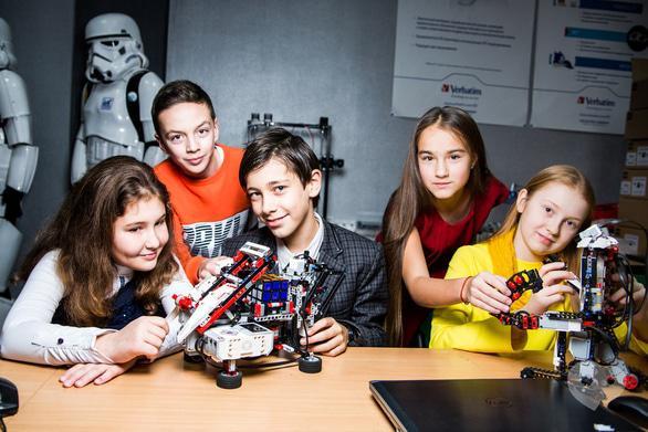 Обучение - Мастер-класс 'Робототехника, технологии будущего'